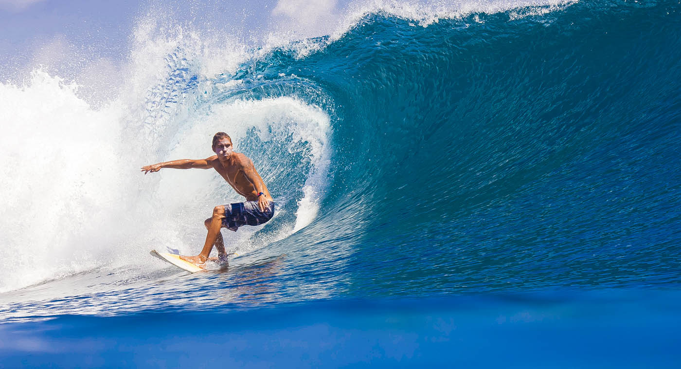 Siargao island surfing for beginners