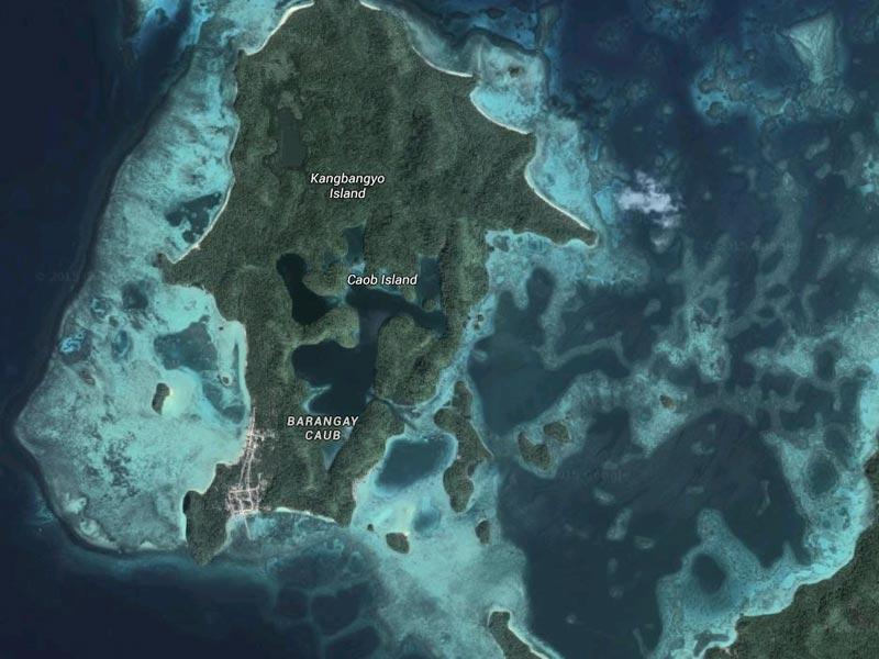 Sugba Lagoon Caob