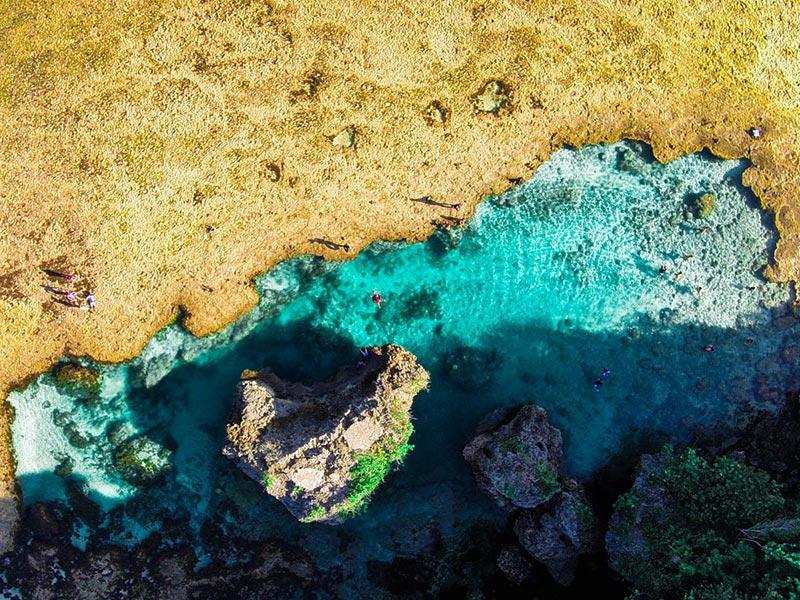 Magpupungko Pools