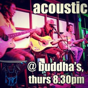 Acoustic Night in Buddha's Surf Resort